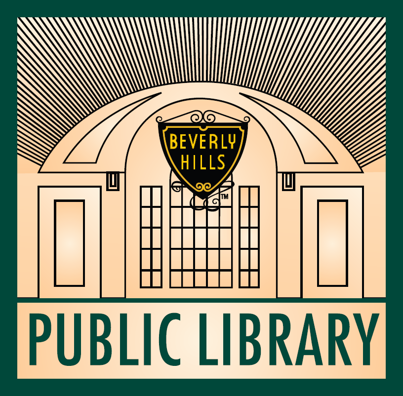 Beverly Hills Public Library logo