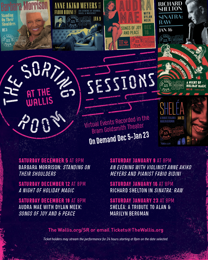 The Sorting Room Sessions