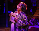 Yvette Cason (The Lady From The Road). BLUES IN THE NIGHT. Photo Credit: Lawrence K. Ho.